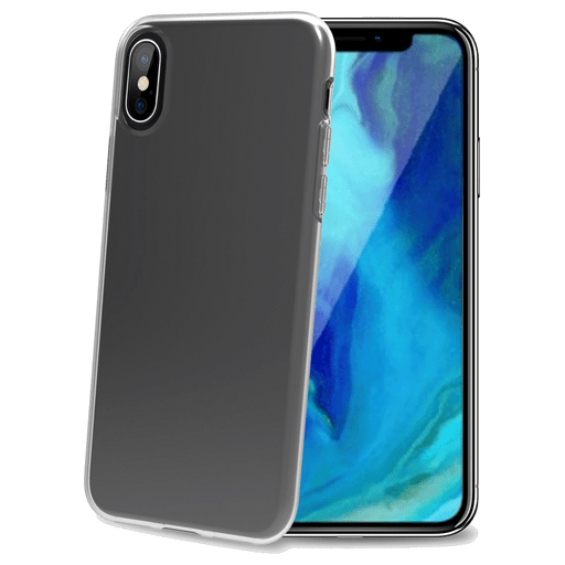 coque iphone xs max ultra slim transparente